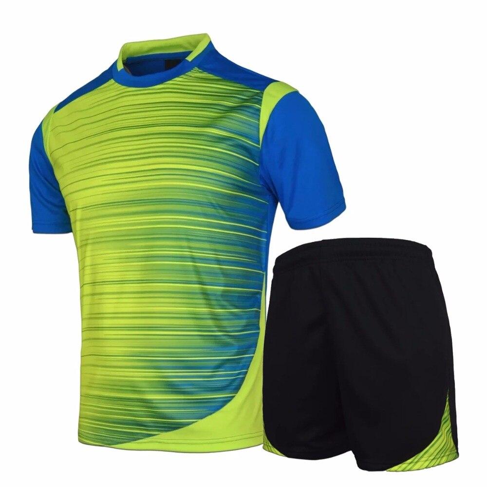 Boys Mens Football Jerseys Breathable Soccer Jerseys M Xl