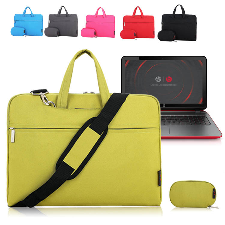 For HP Beats Special Edition 15 Notebook 15.6 Laptop Shoulder Bag Pouch Zipper Sleeve Protective Case Briefcase Messenger<br><br>Aliexpress