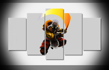 Juggernaut Art Game Character Sword canvas pictures for living room home ornamentation Modular wall paintings