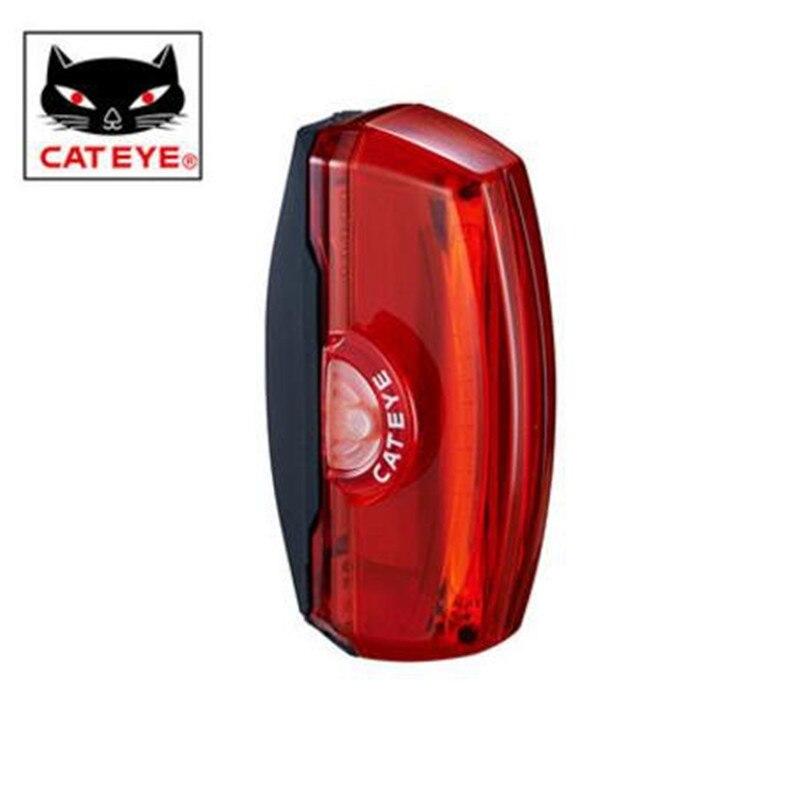 TL-LD700/710/720 USB rear light CATEYE charging LED bicycle light tail light mountain bike warning light equipment<br>
