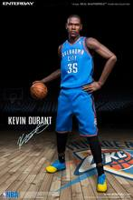 1/6 NBA Basketball Star Kevin Durant Action Figure With Basketball Model Collectible Model Toys