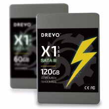 Drevo X1 SSD Hard Drive120GB 2.5-Inch SATA III Solid State Drive SATA3 Internal HD disk for laptop and PC