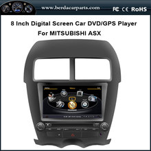 Car Audio For Mitsubishi ASX 2011 With GPS Navigation A8 Chipset 3 Zone POP Bluetooth Radio Playing(China)