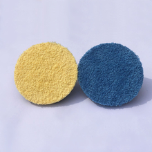 "Remove Moderate Paint Car Care 6"" Microfiber Buff Sponge Polishing Pad For Both Rotary and DA Polishers(China)"