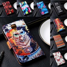 Flip PU Leather Phone Cover For Samsung Galaxy S2/S3/S4/S4 mini/S5/S5 Mini/S5 Active/S6/S6 Edge Plus Cases Wholesale Bag