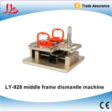LY-928/TBK-928 LCD middle frame dismantle machine precisely adjust by micrometer