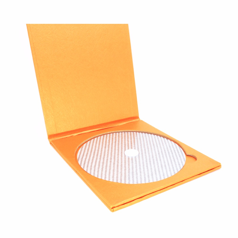 Free shipping 1pcs x HIFI Carbon Fiber CD DVD Stabilizer Mat Top Tray Player Turntable HI END<br><br>Aliexpress