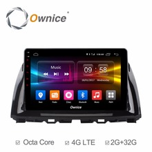 HD 1024 10.1 inch Android 6.0 Car DVD Player For Mazda CX-5 2012-2015 Octa 8 Core GPS Navigation Radio Stereo 4G WIFI BT TPMS(China)