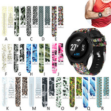 Replacement Wrist Band Silicagel Quick Install Watch Band Strap For Garmin Forerunner 935 Aug28 Professional(China)