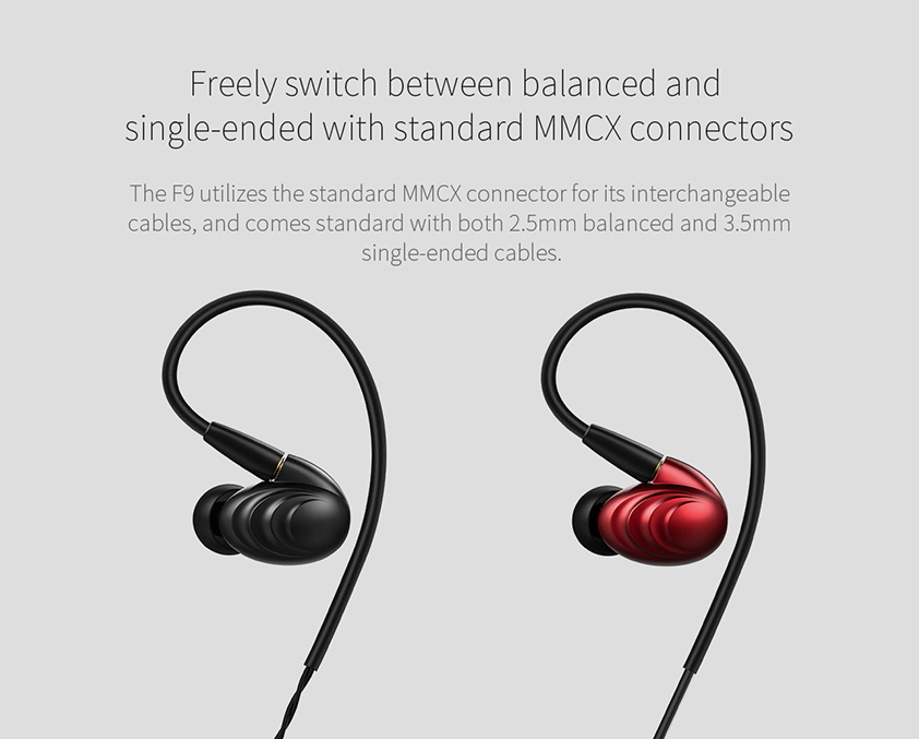 Bundle Sale of FiiO Android-based Music player X7 II with balance am3a with FiiO Triple Driver Hybrid In-Ear Headphone F9