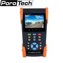 3.5'' LCD 1080P ONVIF IP Analog Cameras Tester CCTV Test Monitor IPC3500 Network Camera Tester options HDCVI TVI AHD SDI