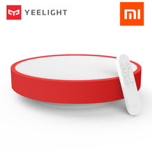 Original Xiaomi Yeelight Moon Shape Led Ceiling Youth Version Light Lamp Smart APP Bluetooth WiFi Double Control IP60 Dustproof