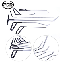 Buy PDR Paintless Dent Removal Repair Hooks Push Rods Door Dings Hail Repair Spring Steel Rods Hail Damage Repair High for $62.97 in AliExpress store