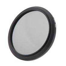 Oversea Stock Andoer 58mm ND Fader Neutral Density Adjustable ND2 to ND400 Variable Filter for Canon Nikon DSLR Camera
