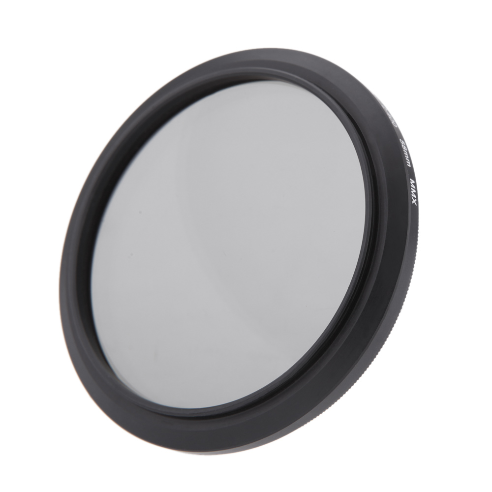 Oversea Stock Andoer 58mm ND Fader Neutral Density Adjustable ND2 to ND400 Variable Filter for Canon Nikon DSLR Camera(China (Mainland))