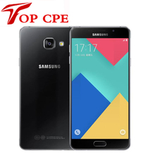 "Original Unlocked Samsung Galaxy A7 (2016) A7100 Dual Sim 5.5"" 3300mAh 3GB RAM 16GB ROM 13MP 4G LTE Octa-core refurbished phone"
