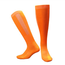 New Top quality Men Women Soccer socks Leg Support Stretch Compression Sox Sock Kids Youth Sports Running Football Cycling Socks(China)