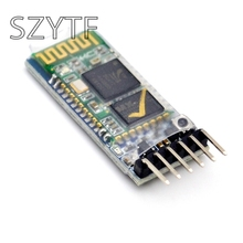 HC-05 Bluetooth serial adapter module from one group CSR 51 microcontroller