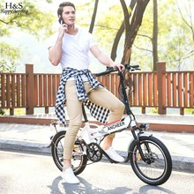 Buy Ancheer 20 inch Wheel Aluminum Alloy Frame Folding Mountain Bike Cycling Bicycle for $549.54 in AliExpress store
