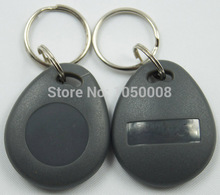 50pcs/lot 13.56MHz rfid tag proximity ABS ic tags nfc 1k tags for nfc phone (except for samsung galaxy s4)(China)