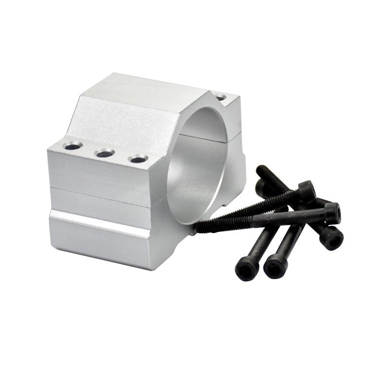 Aluminum Mold ER11 Spindle Motor Mount Bracket Clamp 55mm Diameter<br><br>Aliexpress