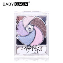 BABY GAGA Diamond Eyeshadow Radiant Platte Eye Makeup Shadow Long-Lasting Waterproof Eye Shadow Professional Make Up Cosmetic