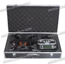 Mini QAV250 Aluminum Case Box out door for 250 Quadcopter & Remote Control FPV(China)