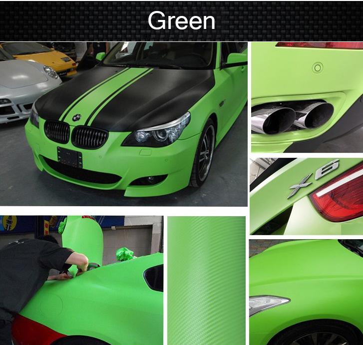 Auto 3D carbon fiber vinyl film-6