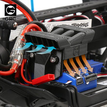 RC Parts crawler car ESC radiator Cooling fan For 1/10 TRAXXAS trx-4