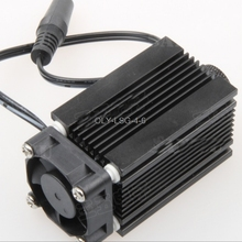 500mw 405nm laser with cooling fan, DC12V