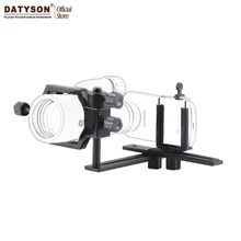 Datyson Universal Digital Camera Cell Phone Bracket Support Holder Mount Spotting Scopes Telescope Adapter Multifunction(China)