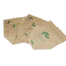 paper dust bag suitable for  VORWERK KOBOLD VK130 VK131 Vacuum Double Lined Micro Fibre Filter Dust Bag  6pcs alot