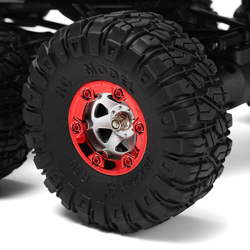 07-10 FY06FY07 112 2.4GHz 6WD RC Off-road Desert Truck RTR 60km70km High Speed Metal Shock Absorber LED Lights boy best gift toy