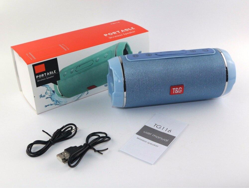 jbl Wireless Bluetooth SpeakerS Portable Boom Box Outdoor HIFI Bass Column Speaker Subwoofer Sound Box with FM Radio TF (5)