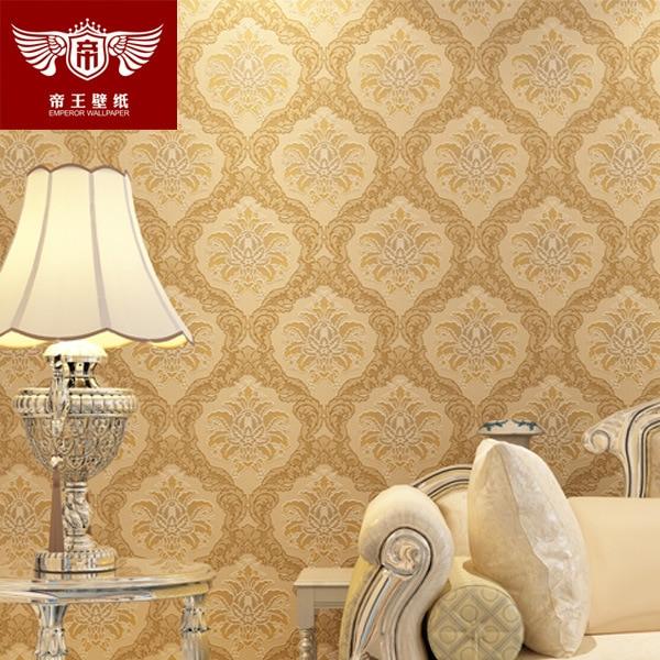 European Style Flower Wall Paper Pvc 3d Wall Murals Wallpaper Wall Paper For Living Rooms Wallpaper Carta Da Parati Roll<br>