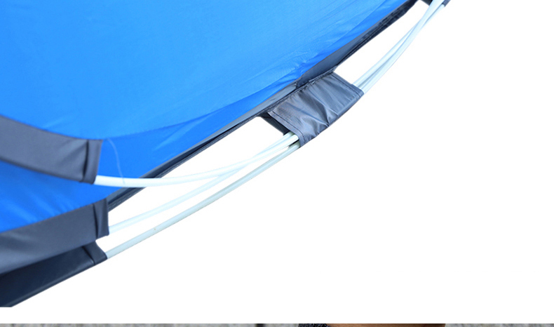 HYL camping pop up tent large 3-4 person windproof (20)