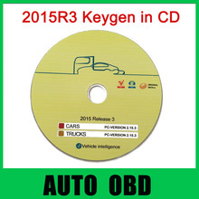 2015 release 3 version CDP Software ( 2015.3 R3 ) with Activtor/Keygen on CD/Disk/DVD For vd TCS cdp pro plus