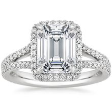 Simffvn Emerald Cut 2CT Simulated Diamond 925 Sterling Silver Engagement Wedding Ring Fine Jewelry For Women(China)