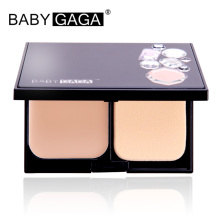 BABY GAGA Matte Setting Powder Oil Control Natural Face Makeup Powder Skin Powder Foundation Makeup Beauty Brand Cosmetic
