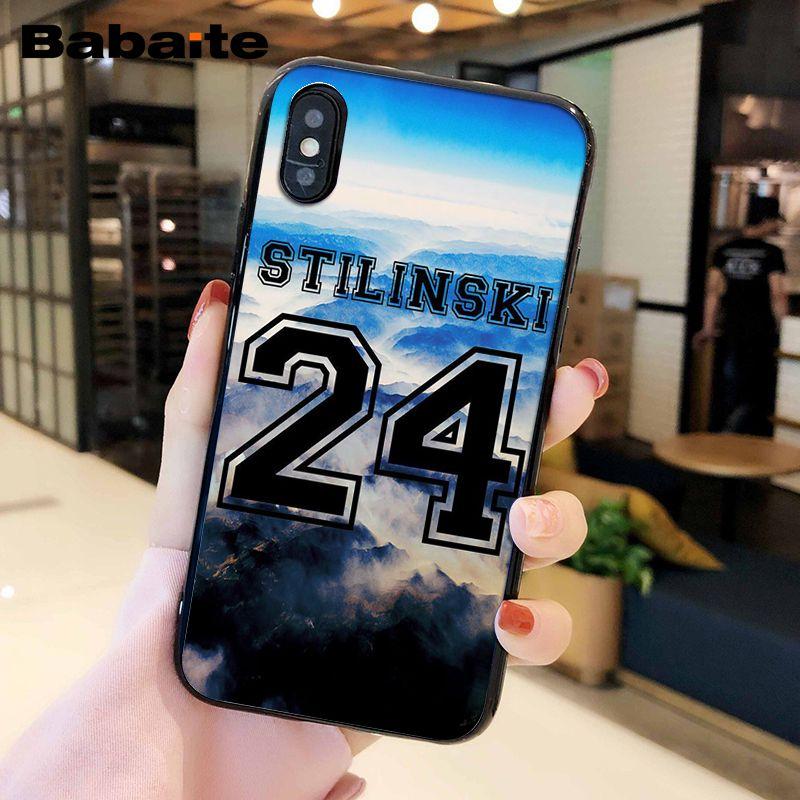 Stilinski 24 Teen Wolf