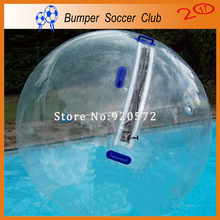 Free shipping! Manufacturer customize ! Water Polo Balls For Sale Clear Human Hamster Water Ball Walk On Water Balls Pool(China)