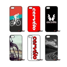 For Cervelo Bike Team Bicycle Cycling Logo Case For Xiaomi Redmi Note 2 3 3S 4 Pro Mi3 Mi4i Mi4C Mi5S MAX iPod Touch 4 5 6(China)