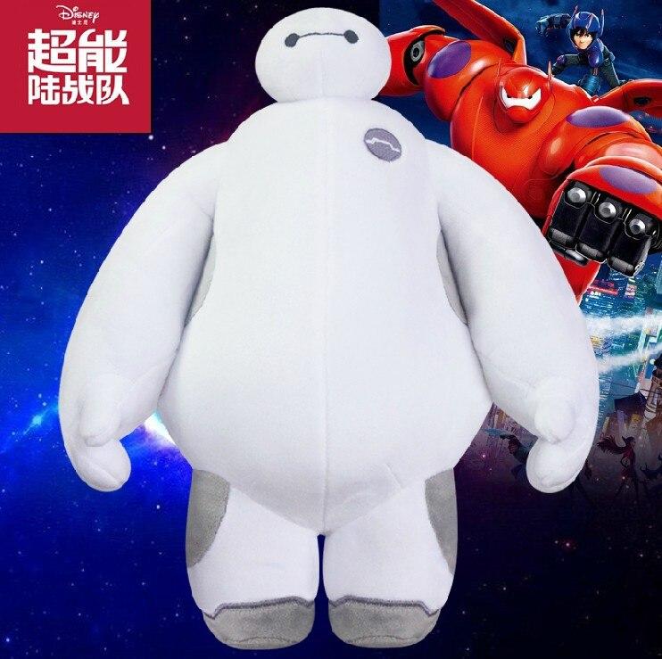 2015 New Hot Sale Fantasy Dolls The Big Hero 6 Baymax, Kids Toys, Plush Dolls Baymax White Soft  2-4 Years 20cm 30cm 40cm 50cm<br><br>Aliexpress