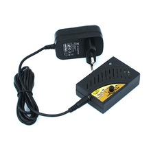 2-3S LIPO Battery Balance Charger with 12V 1.25A AC Adapter EU Plug