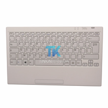 New Original VGP-WKB16 French Keyboard for SONY Laptop Wireless Keyboard 11.6-inch White Color