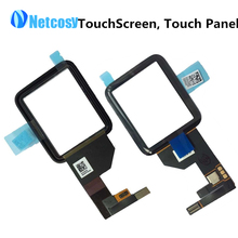 Cheap Touch Screen Digitizer Front Touch Panel Glass Lens for Apple Watch 42mm TouchScreen Replacement Spare Parts Accessories