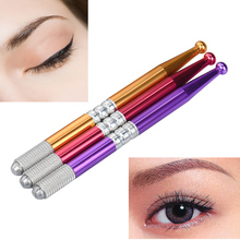 Eyebrow Pen Makeup Tattoo Eye Brow Pencil Tattoo Machine Fashion Permanent Gift Brand Make up 2016 Beauty cosmetics Tools