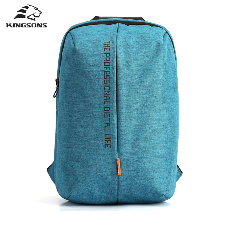 Kingsons Waterproof School Bag for Boys and Girls Anti Thief Laptop Backpack Academy Style Notebook Computer Packsack Hot Sale <br><br>Aliexpress