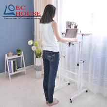 A standing Wo language notebook desktop comter desk lifting table FREE SHIPPING