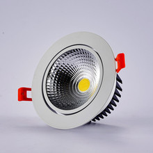 LED COB Downlight Dimmable 3W 5W 7W 10W 12W Spot LED Recessed Ceiling Lamp Indoor Lighting Fixtures LED Spot Light(China)